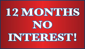 12 Months 0% interest financing available now at Floors To Go in Anniston!